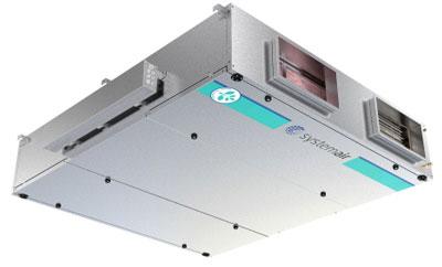 Topvex fc cta compacte double flux pour faux plafond - Cta double flux ...