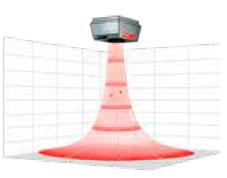 Ventilation décentralisés pour halls de grande hauteur
