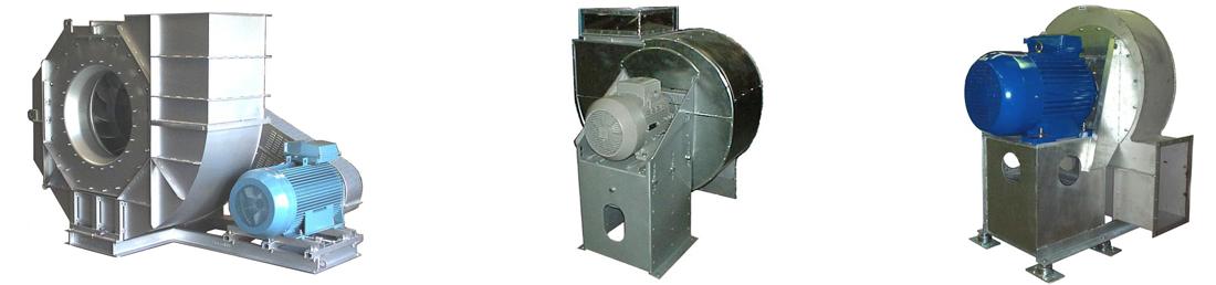ventilateurs Comefri industriels BCE BAFA