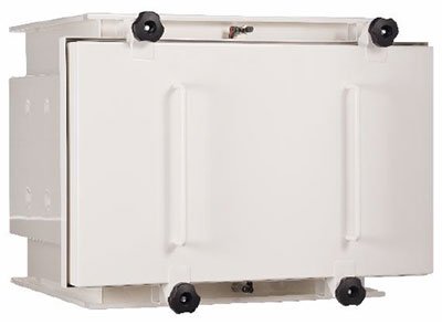 Caisson filtration air contaminé