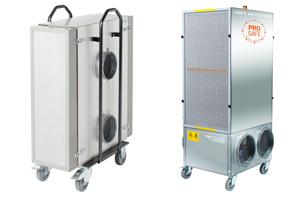 Epurateur CC Camfil ventilation QAI