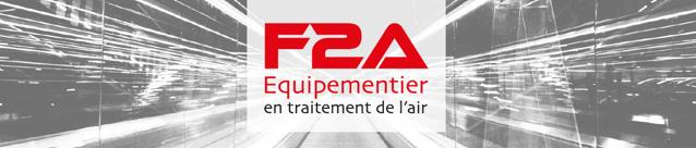 F2A équipementier en traitement de l'air