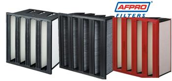 Filtre compact air Afpro