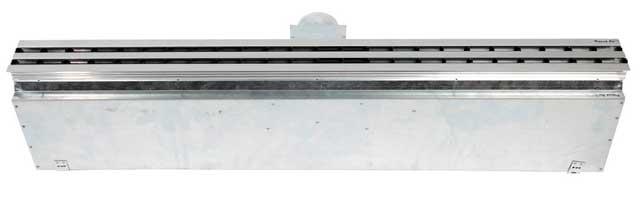 diffuseur lin aire pour d bits d air variable fluent drive. Black Bedroom Furniture Sets. Home Design Ideas