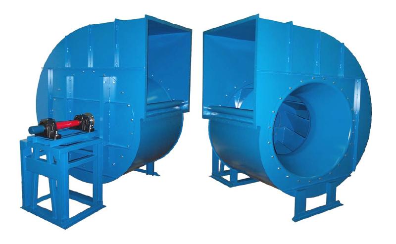 ventilation aspiration Comefri centrifuge