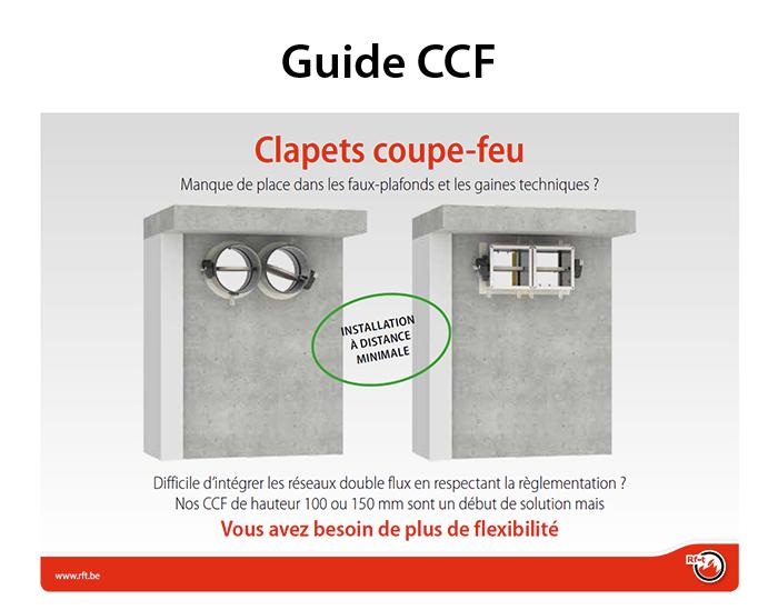 CCF circulaires rectangulaires