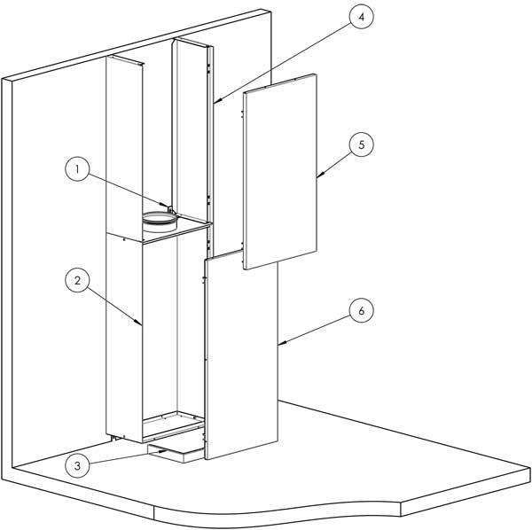 diffuseur Halton Zen Rectangular