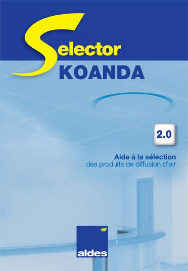Logiciel Aldes Selector Koanda