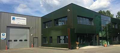 Ventilairsec Group bâtiment
