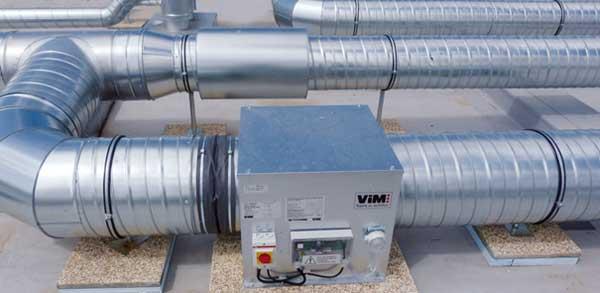 ventilation tertiaire