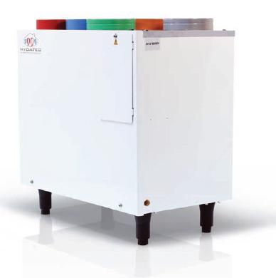 Caisson VMC horizontale double flux thermodynamique MyDatec